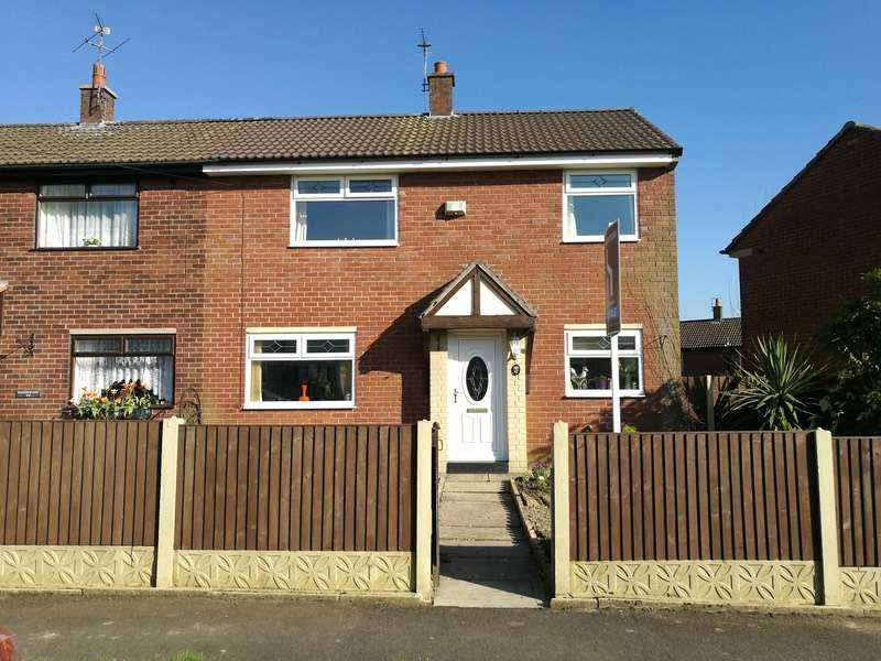 3 Bedrooms Semi Detached House for sale in Mereside, Stalybridge, Greater Manchester, SK15