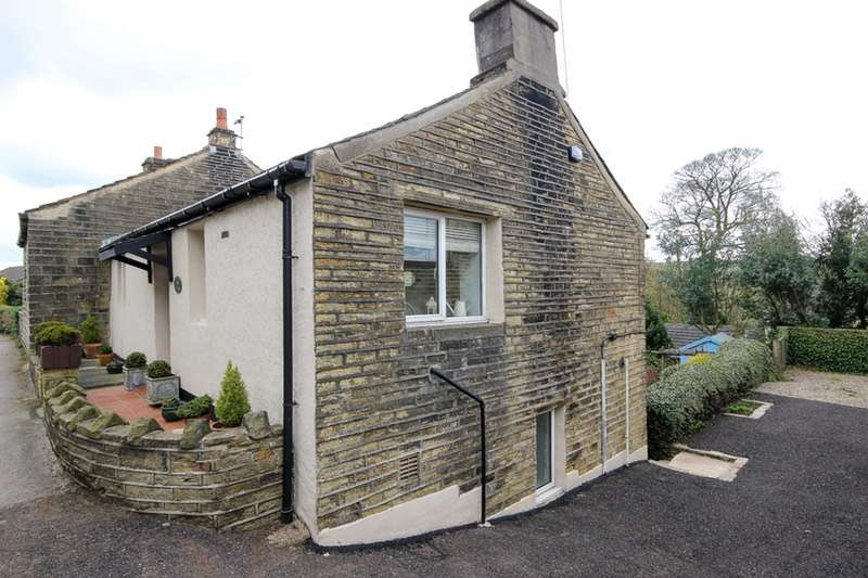3 Bedrooms Semi Detached House for sale in Binns Lane, Holmfirth, West Yorkshire, HD9