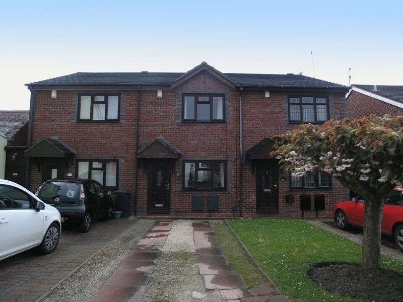 2 Bedrooms Terraced House for sale in BRIERLEY HILL, Quarry Bank, Bower Lane