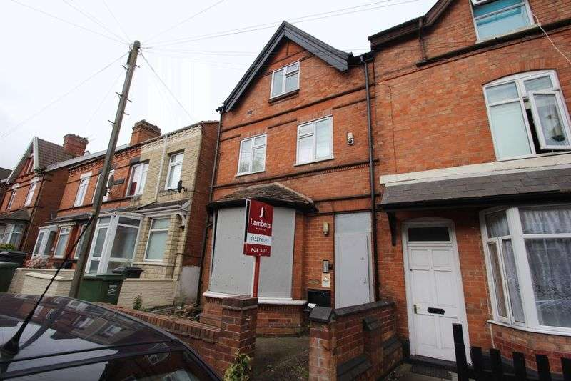 5 Bedrooms Terraced House for sale in 212 Mount Pleasant , Redditch