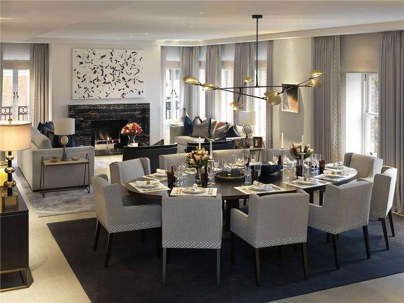 3 Bedrooms Flat for sale in The Penthouse, Kingwood, Hans Place, Knightsbridge, London, SW1X