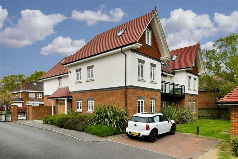 2 Bedrooms Flat for sale in Chipstead House, Banstead, Surrey