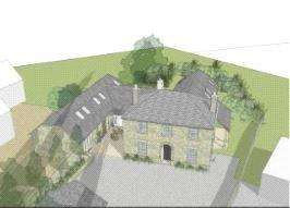 Barn Conversion Character Property for sale in Compton Abbas, Shaftesbury, SP7