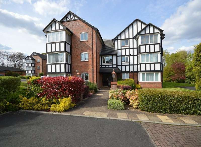 2 Bedrooms Apartment Flat for sale in South View Gardens, Schools Hill, Cheadle