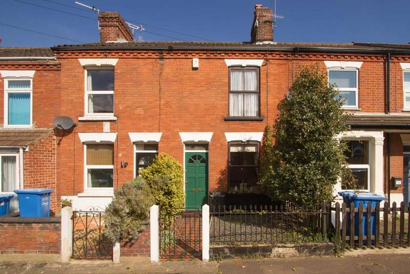 2 Bedrooms Terraced House for sale in Northcote Road, Norwich