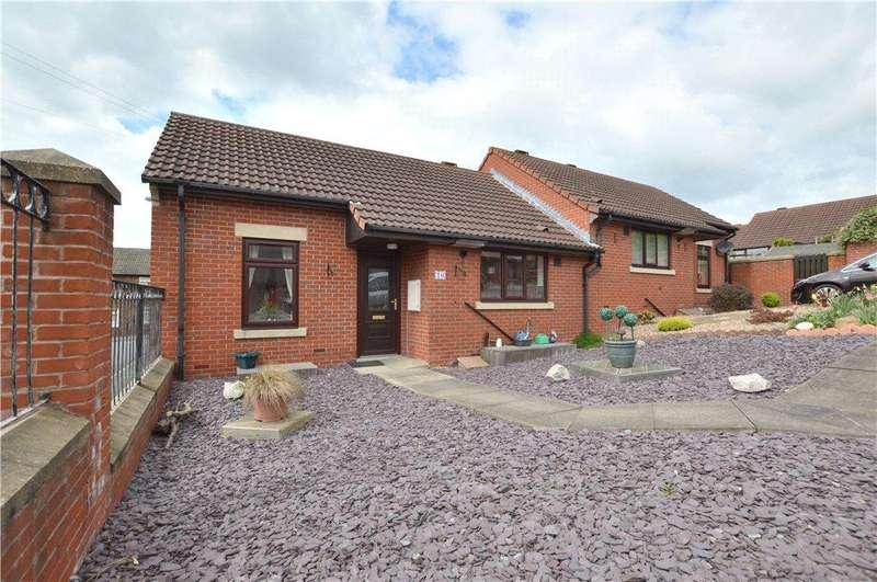 2 Bedrooms Retirement Property for sale in Hazel Bank, Alverthorpe, Wakefield
