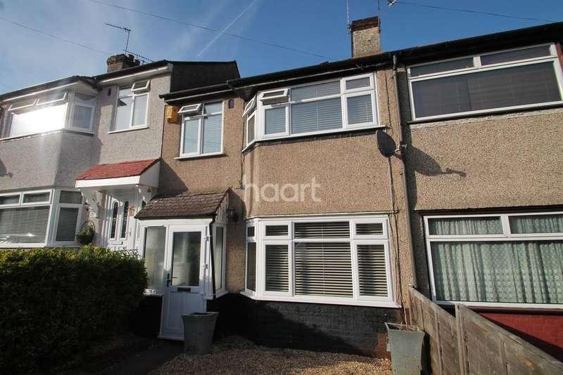 3 Bedrooms Terraced House for sale in Grosvenor Crescent, Dartford