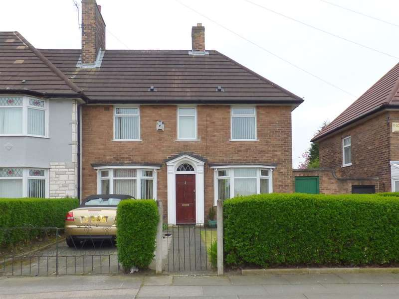 3 Bedrooms Terraced House for sale in Hillside Road, Huyton, Liverpool