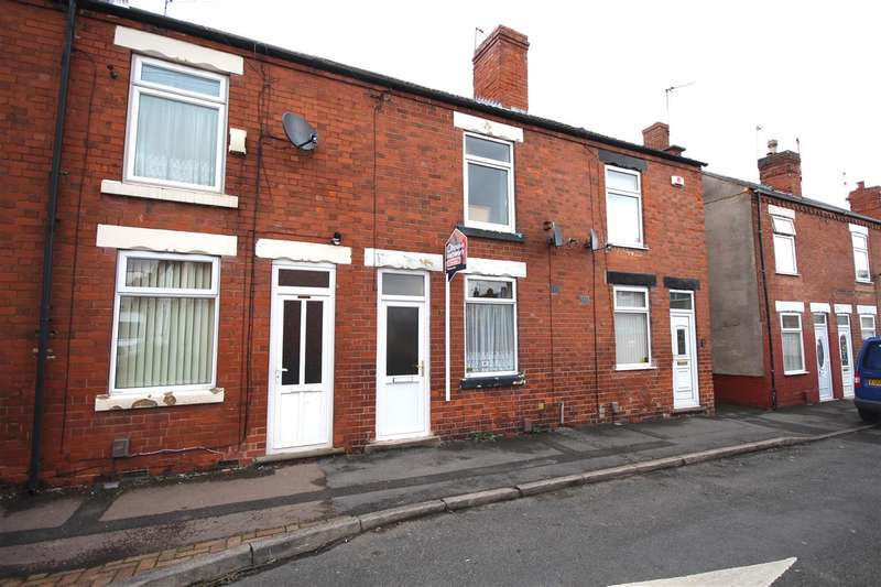 2 Bedrooms Terraced House for sale in Mill Street, Ilkeston