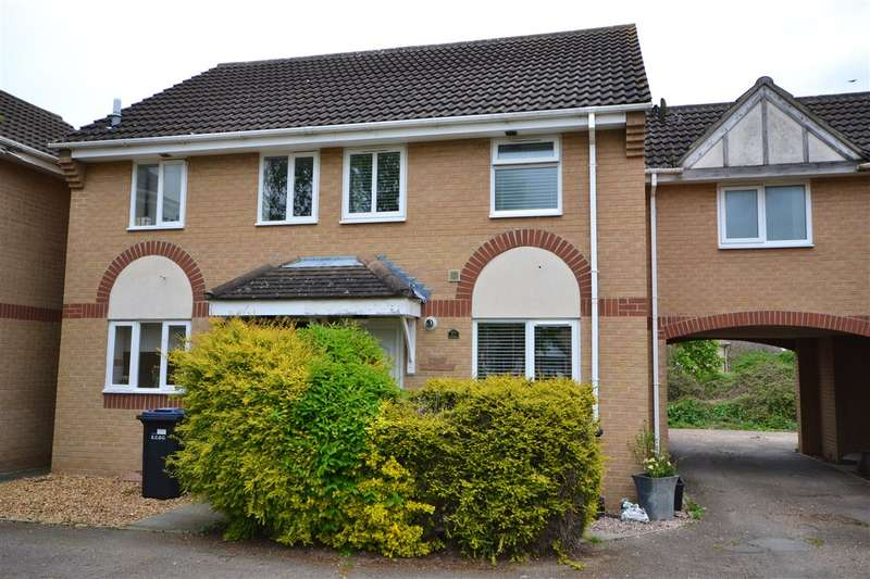 2 Bedrooms Semi Detached House for sale in Blackthorn Court, Soham