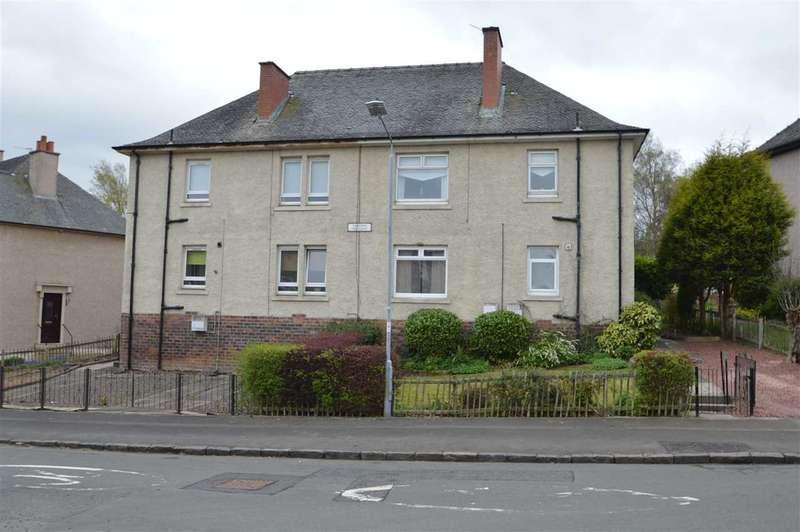 2 Bedrooms Apartment Flat for sale in Cameron Crescent, Hamilton