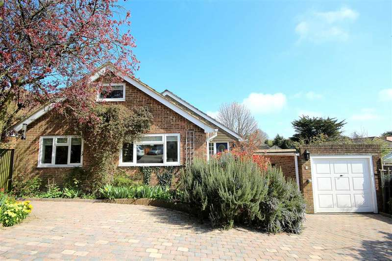 5 Bedrooms Detached House for sale in Uplands Avenue, High Salvington