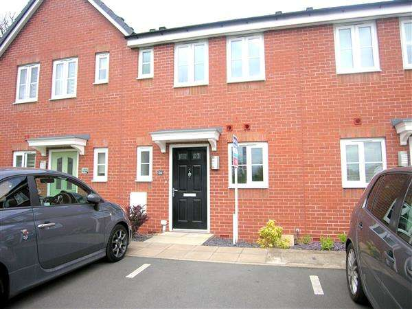 2 Bedrooms Mews House for sale in Phil Collins Way, Old Arley