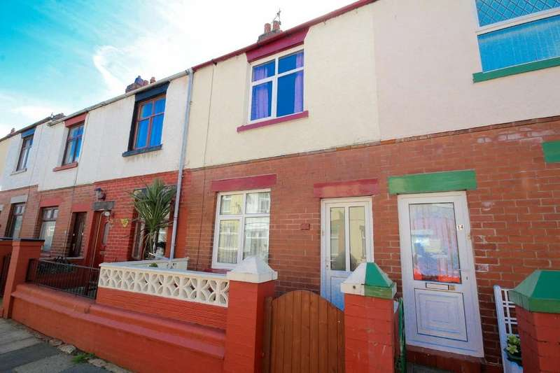 2 Bedrooms Terraced House for sale in 16 Dunvegan Street, Barrow