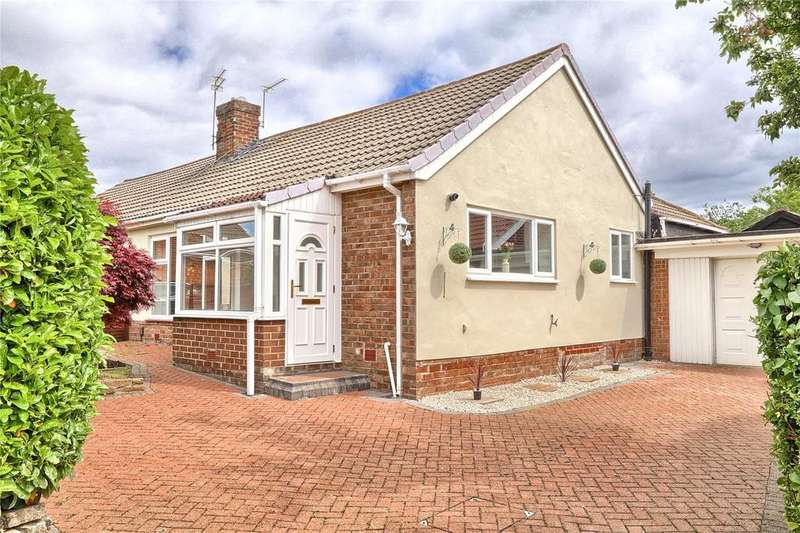 3 Bedrooms Semi Detached Bungalow for sale in Tollesby Lane, Marton