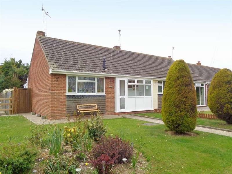 1 Bedroom Terraced Bungalow for sale in Warwick Close, Nyetimber