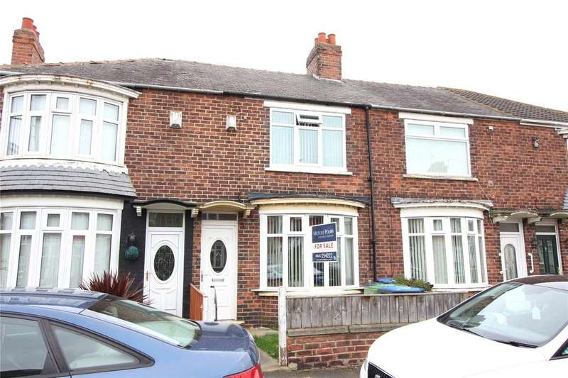 3 Bedrooms Terraced House for sale in Studley Road, Linthorpe