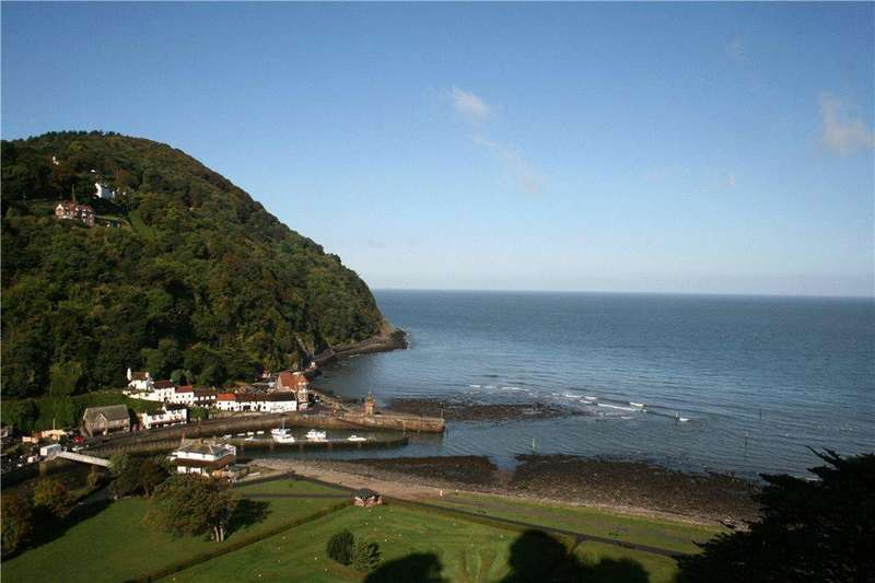 3 Bedrooms Apartment Flat for sale in 16 Tors Park, Lynmouth, Devon