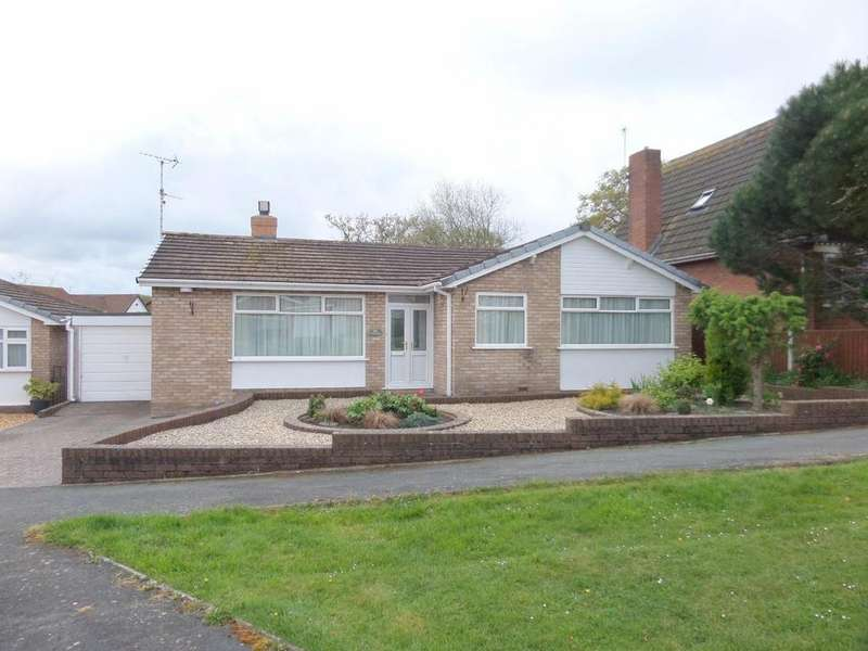 2 Bedrooms Detached Bungalow for sale in Tir Estyn, Deganwy