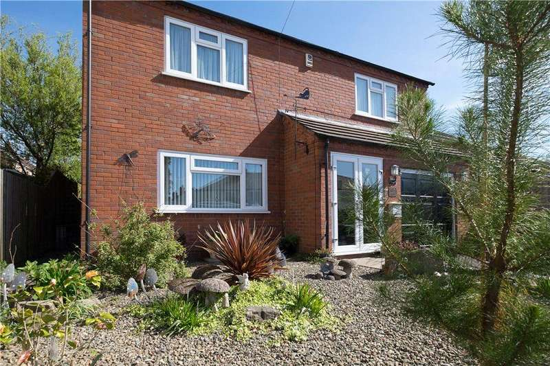 4 Bedrooms Detached House for sale in Sandpits Road, Ludlow, Shropshire, SY8