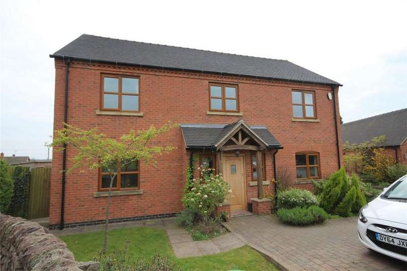 5 Bedrooms Detached House for sale in Poppyfields, Denstone, Uttoxeter, Staffordshire