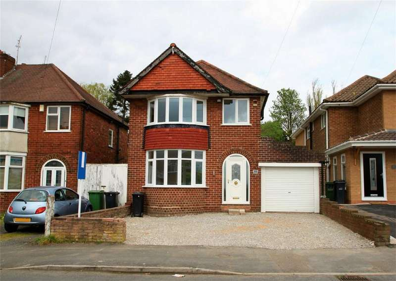 3 Bedrooms Detached House for sale in Sledmore Road, DUDLEY, West Midlands