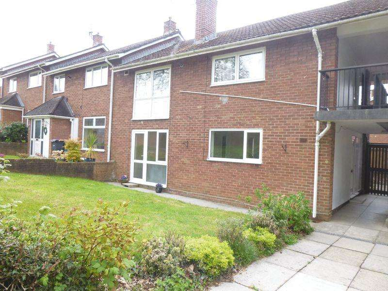 1 Bedroom Ground Flat for sale in 6 Rumney Walk, CWMBRAN, Torfaen