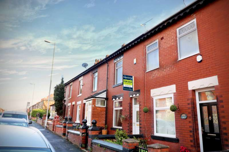 2 Bedrooms Terraced House for sale in 1099, Chadderton, OL9