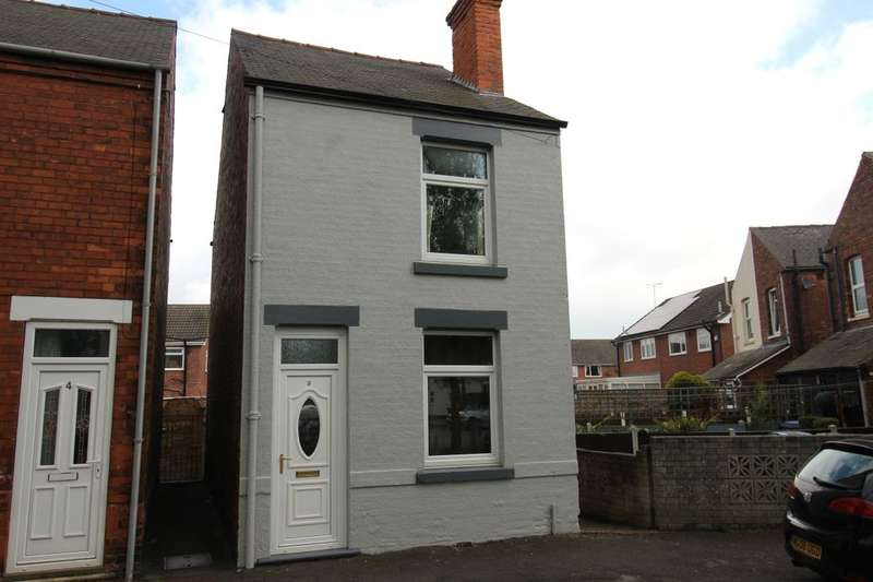2 Bedrooms Detached House for sale in Frederick Street, Retford, DN22