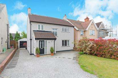 3 Bedrooms Detached House for sale in Storforth Lane, Hasland, Chesterfield, Derbyshire
