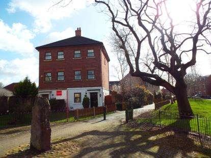 3 Bedrooms Semi Detached House for sale in Douglas Lane, Grimsargh, Preston, Lancashire