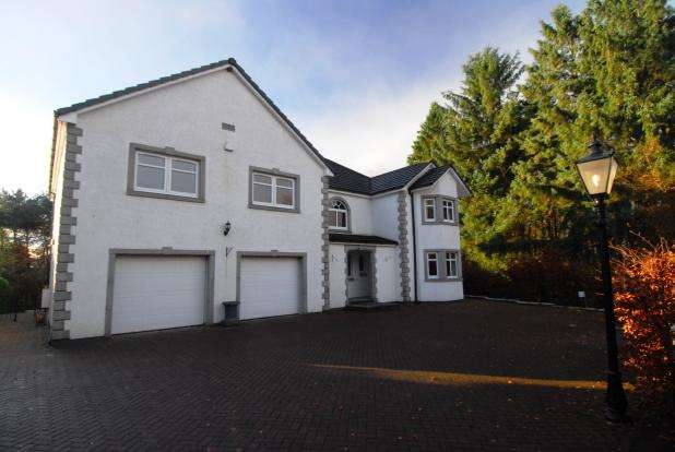 4 Bedrooms Detached House for sale in Station Road, Balfron, Glasgow, G63 0SX