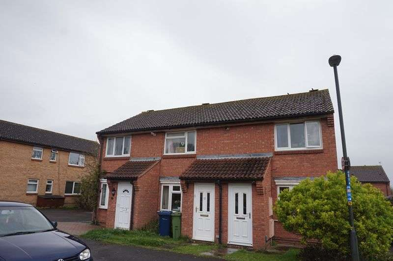 2 Bedrooms Terraced House for sale in Bader Avenue, Churchdown, Gloucester