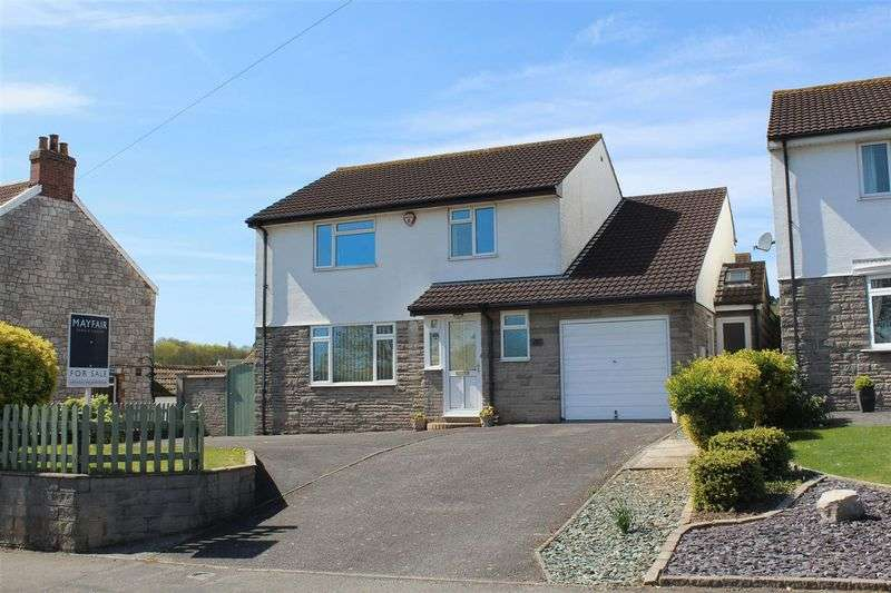 4 Bedrooms Detached House for sale in Ebdon Road, Weston-Super-Mare