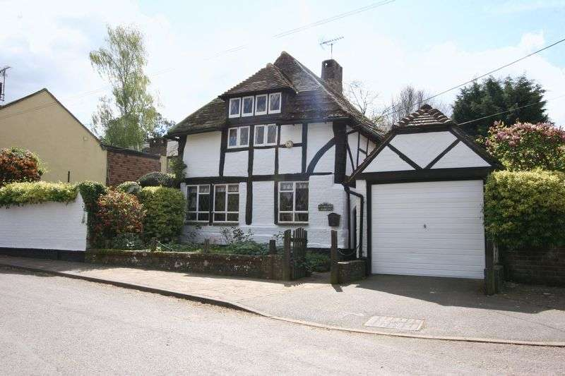 3 Bedrooms Detached House for sale in Detached period cottage, Henfield
