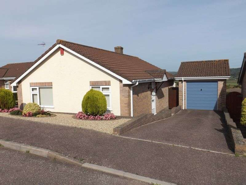 2 Bedrooms Detached Bungalow for sale in Rowan Drive, Seaton
