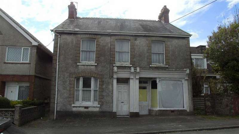3 Bedrooms Detached House for sale in Princess Street, Swansea, SA4