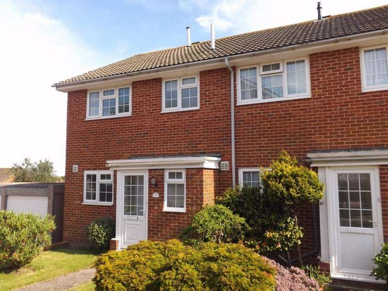2 Bedrooms End Of Terrace House for sale in Jarvis Brook Close, BEXHILL-ON-SEA, East Sussex