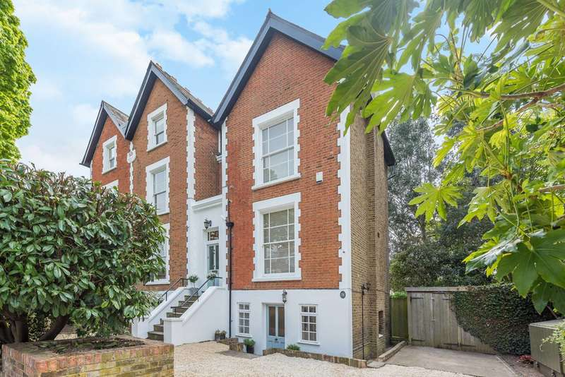 5 Bedrooms House for sale in Ranelagh Road, Ealing, W5