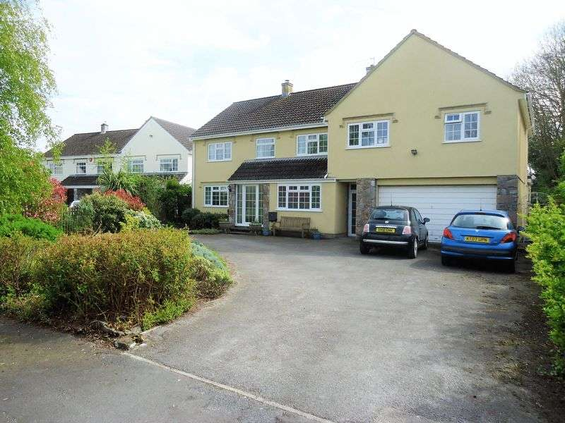 5 Bedrooms Detached House for sale in Church Lane, Weston-Super-Mare