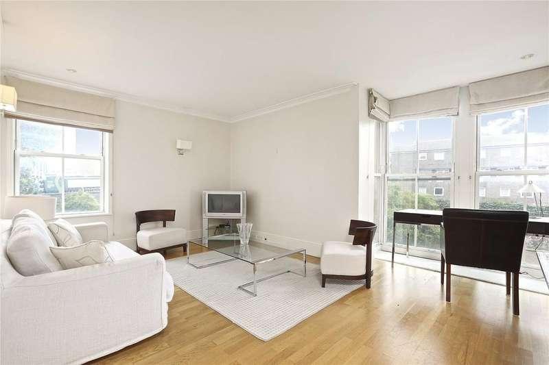 1 Bedroom Flat for sale in Mathison House, Coleridge Gardens, London, SW10