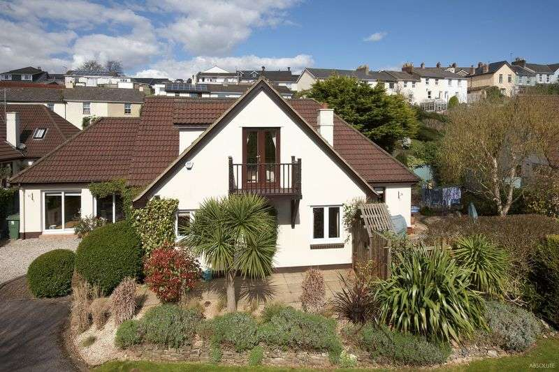 5 Bedrooms Detached House for sale in 2 Kings Meadow, Newton Abbot
