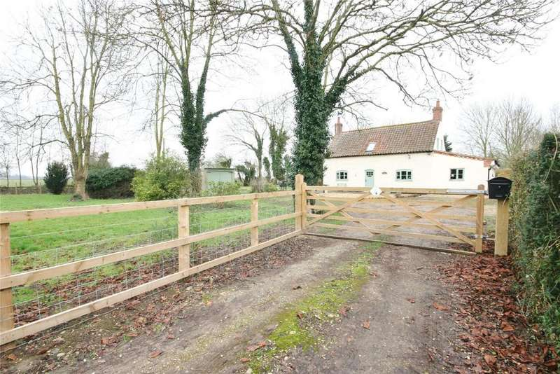 3 Bedrooms Detached House for sale in Quadring Road, Donington, PE11