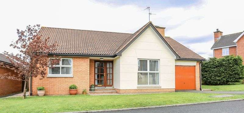 3 Bedrooms Detached House for sale in 61 Kernan Hill Manor, Portadown, BT63 5YR