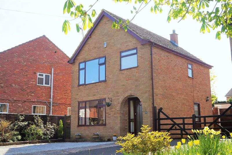 3 Bedrooms Detached House for sale in Main Street, Clifton Upon Dunsmore, Rugby, CV23 0BH