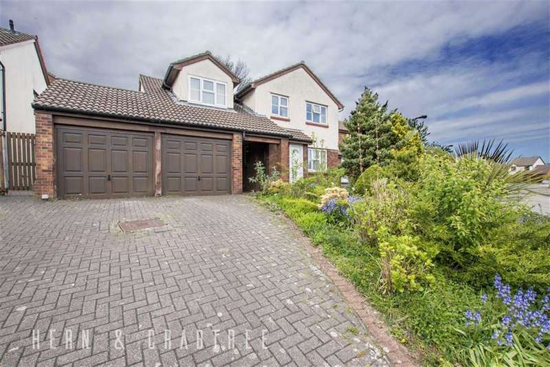 5 Bedrooms Property for sale in Timothy Rees Close, Danescourt, Cardiff