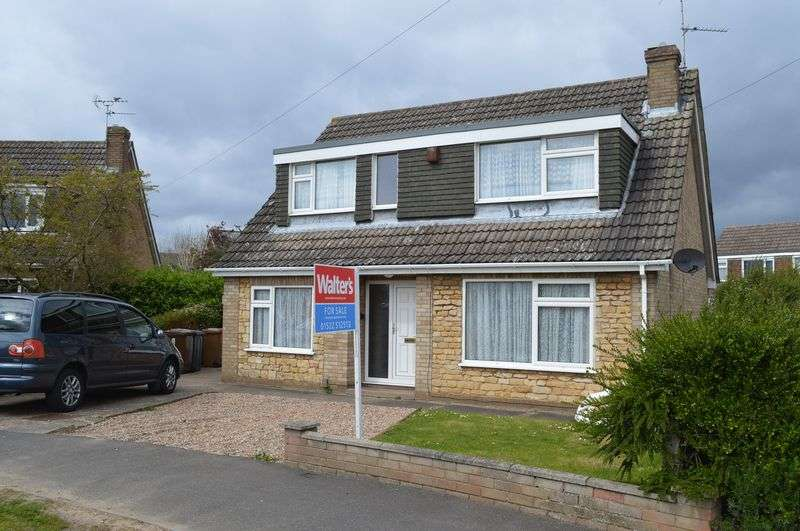 3 Bedrooms Detached House for sale in Eastbrook Road, Lincoln