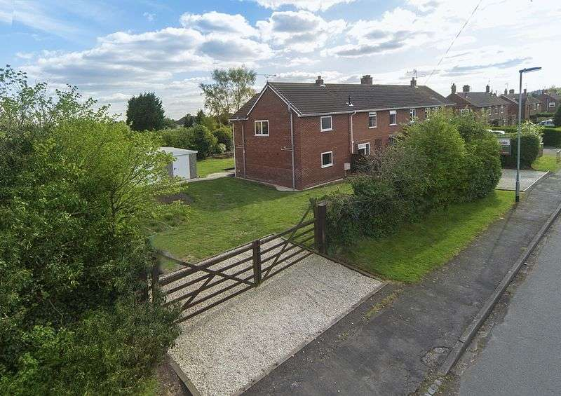 4 Bedrooms Semi Detached House for sale in Letchmere Lane, Pattingham, Wolverhampton
