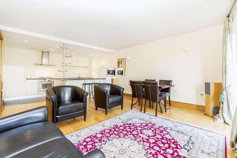 1 Bedroom Flat for sale in Fulham Island, 4 Farm House Close, London