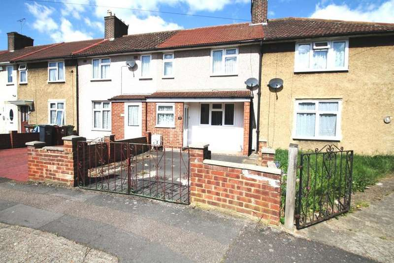3 Bedrooms Terraced House for sale in Davington Road